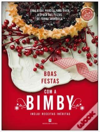 LIVRO BOAS FESTAS BIMBY