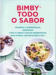 LIVRO DE RECEITAS BIMBY TODO SABOR