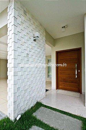Pedra São Tomé 10x10 branca