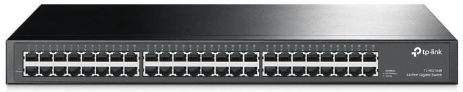 Switch 48 Portas 10/100/1000 Tl-sg1048 - Tp-link