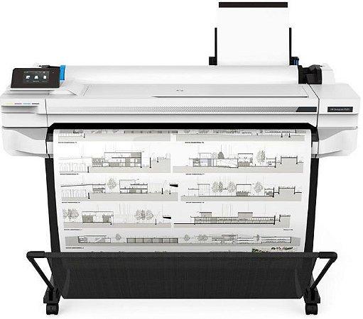 """Impressora Plotter HP Designjet T530 36"""" 5ZY62A#B1K"""