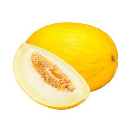 Melão Amarelo - Meio Melão