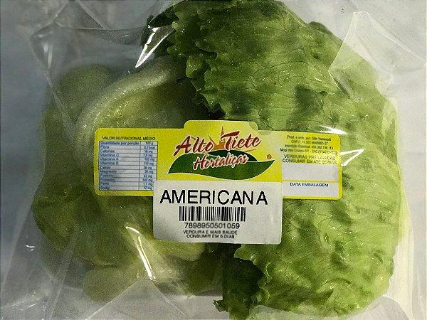 Alface Americana - Pre-Higienizada