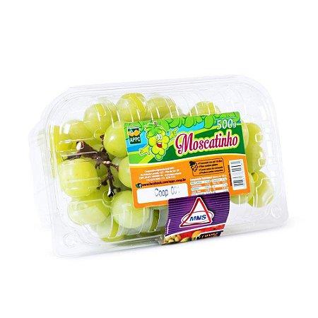 Uva Moscatinho APPC 500g ( Algodão doce )