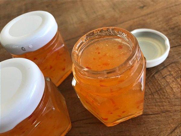 Geléia de Pimenta com Abacaxi - 275ml