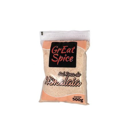 SAL ROSA DO HIMALAIA FINO GREAT SPICE 500G