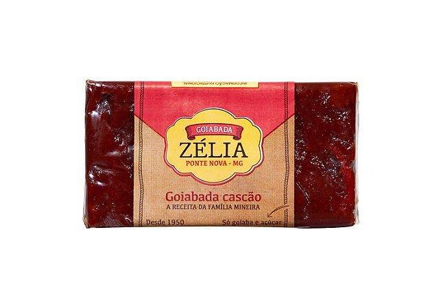 Goiabada Cascão Zélia tablete 250g