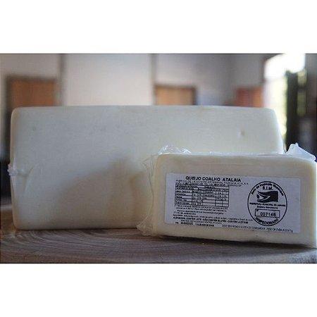 Queijo Coalho- Aproximadamente 300 gramas Fazenda Atalaia