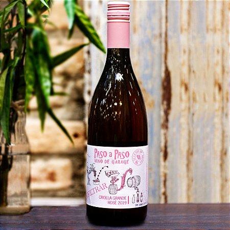 Rosé de Criolla Grande - Paso a Paso