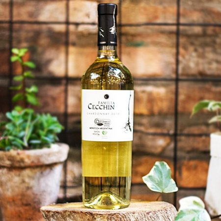 Chardonnay - Família Cecchin