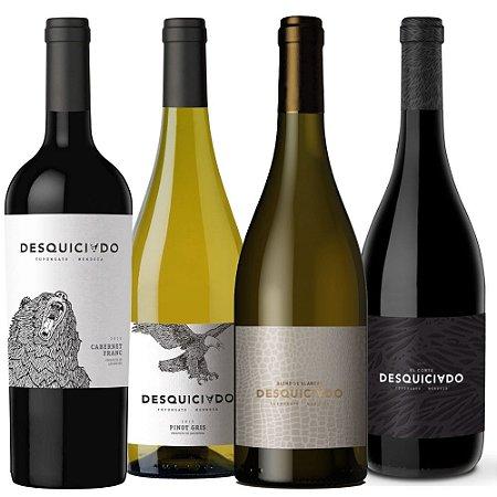 Kit Desquiciado Wine Friday