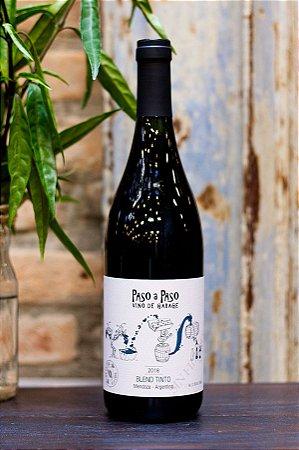 Blend Tinto Bonarda - Paso a Paso