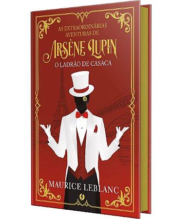 As extraordinárias aventuras de Arsène Lupin, o ladrão de casaca