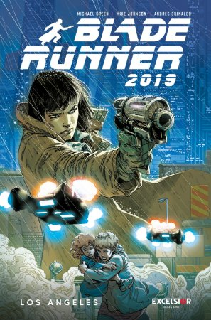 Blade Runner 2019 - graphic novel