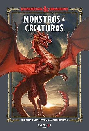Dungeons & Dragons – Monstros e Criaturas
