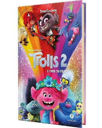 Trolls 2 - O livro do filme