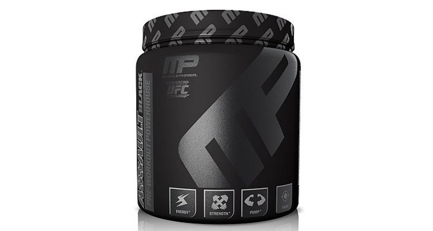 Assault Black 300g - Muscle Pharma