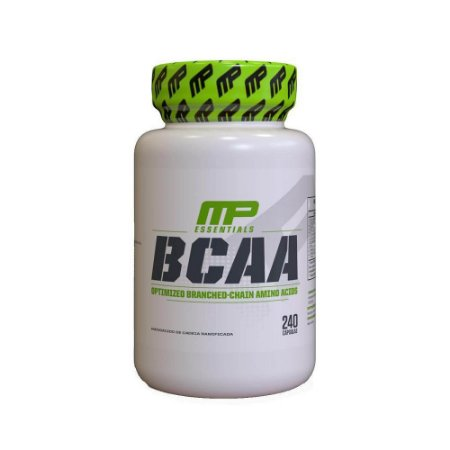 Bcaa 240 caps - Muscle Pharma