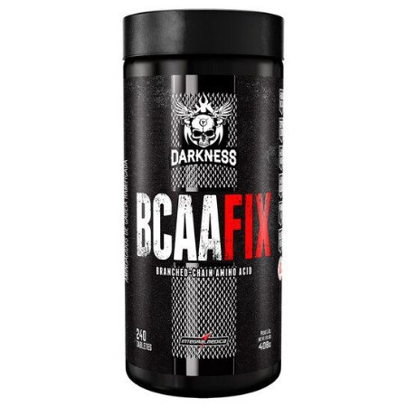 BCAA FIX DARKNESS (240TABS) INTEGRALMEDICA