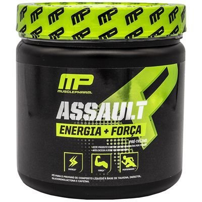 ASSAULT (60 DOSES 300G) - MUSCLEPHARM