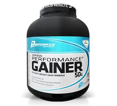 Serious Performance Gainer (3kg) - Performance Nutrition