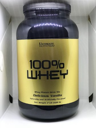 Whey Protein 100% 2 Lbs - Ultimate Nutrition