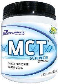 MCT SCIENCE POWDER 300G
