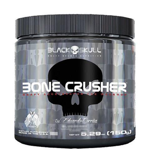 BONE CRUSHER -  YELLOW FEVER - BLACK SKULL (150G/300G)