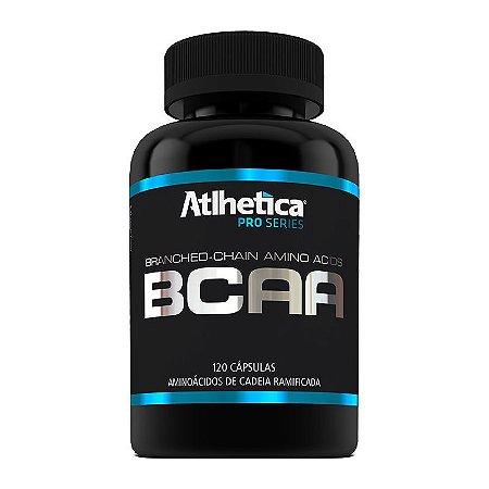 BCAA PRO SERIES (120CAPS) ATLHETICA NUTRITION