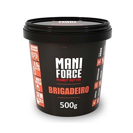 PASTA MANI FORCE 500G BRIGADEIRO