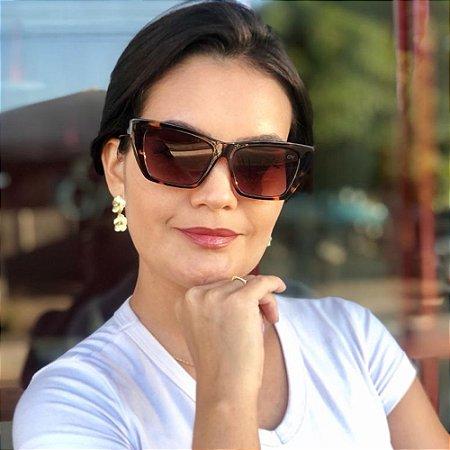 Óculos de Sol Ariba tartaruga HP2040