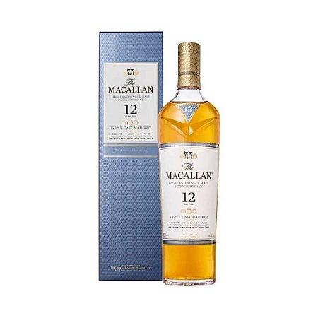 Whisky The Macallan 12 anos  Single Malt