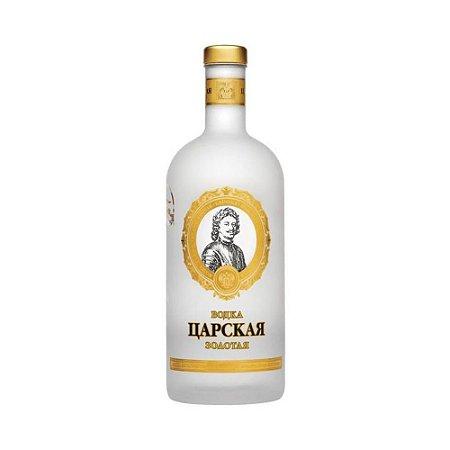 Vodka Russa Tsarskaya Zolotaya Czars Gold 700ml