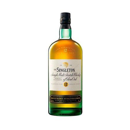 Whisky Singleton Of Glen Ord 12 Anos 700ml