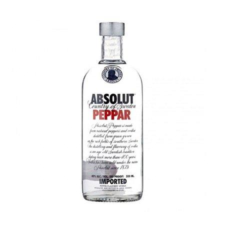 Vodka Absolut Peppar 1L