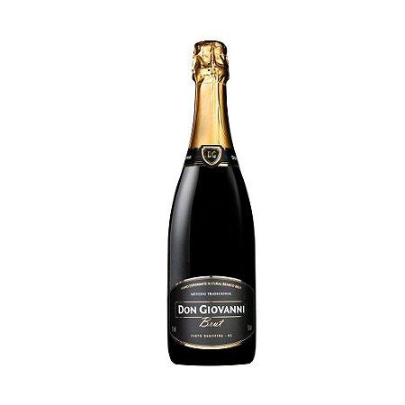 Vinho Espumante Don Giovanni Brut 24 Meses 750ml