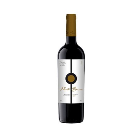 Vinho Punto Maximo Gran Reserva Syrah 750ml