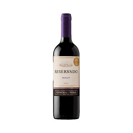Vinho Concha Y Toro Reservado Merlot 750ml