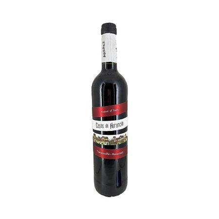 Vinho Casas De Herencia  Tempranillo Monastrell 750ml