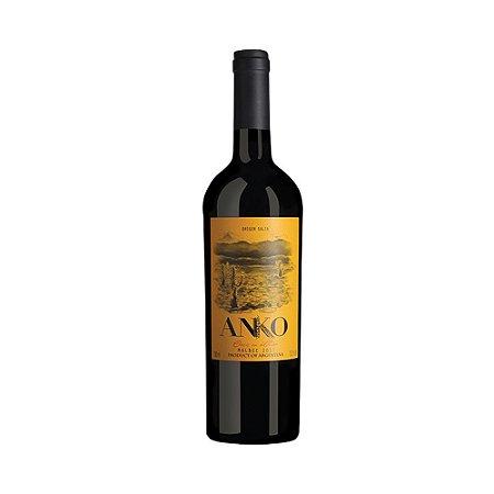 Vinho Tinto Anko Malbec 2019 750ml