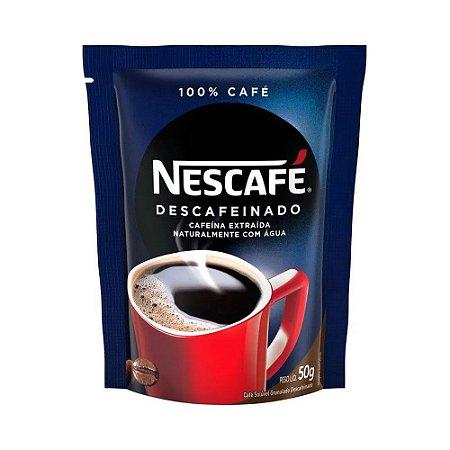 NESCAFE DESCAFEINADO SACHE 50G