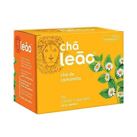 CHA DE CAMOMILA MATTE LEAO 10G