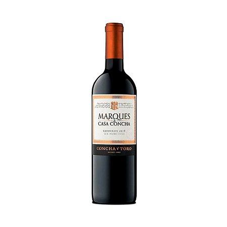Vinho Marques De Casa Concha Carmenere 750ml