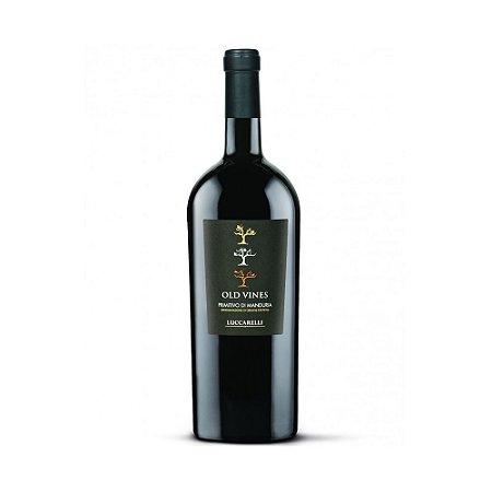 Vinho Luccarelli Old Vines Primitivo di Manduria  750ml