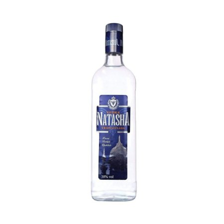 Vodka Tridestilada Natasha 900ml