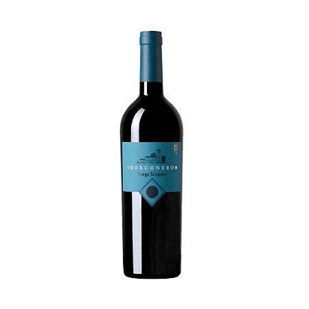 Vinho Tinto Borgo Scopeto Borgoneiro Toscana 750ml