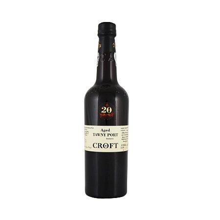 Vinho do Porto Croft Fine Tawny 750ml