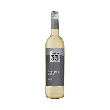 Vinho Latitud 33º Sauvignon Blanc 750ml