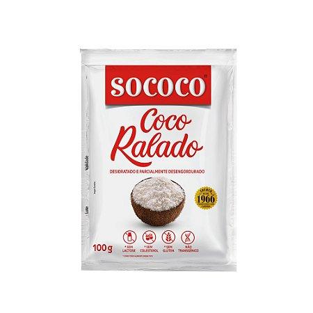 Coco Ralado Sococo 100g