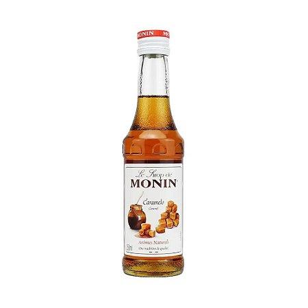 Xarope Monin Caramelo 250ml
